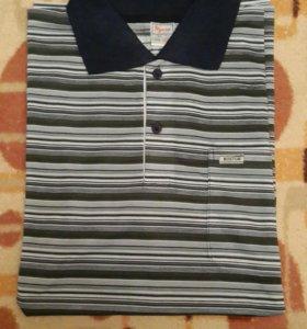 Рубашка поло 62-64 Новая (большой размер)