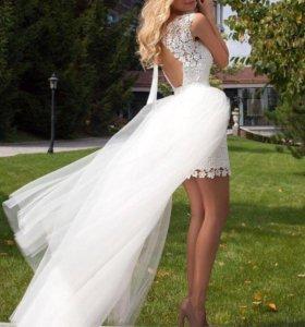 Свадебное платье Элли Оксана Муха