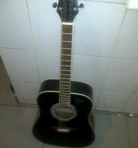 Срочно продаю акустический гитара мартинез