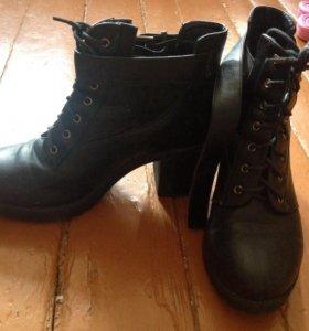 Обувь на весну и осень