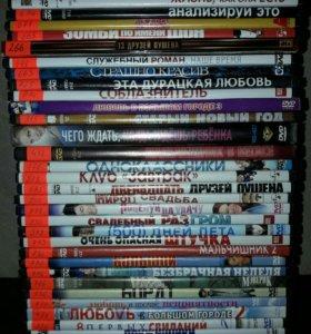 DVD с фильмами комедии