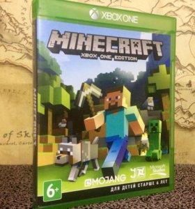Minecraft на X box One