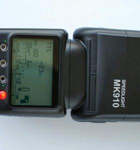 Фотовспышка для Nikon удачная копия SB-900