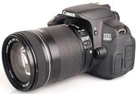 Canon EOS 650D 18-135mm STM IS
