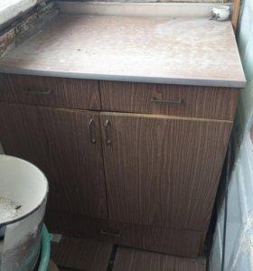 Продам шкафчики ,(когда то кухонный гарнитур)