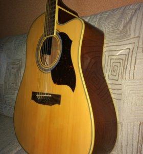 Электроакустическая гитара emio sw-210 CEQ