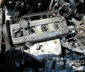 Двигатель 3s-fe трамблерный на запчасти