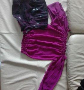 Блуза+корсет