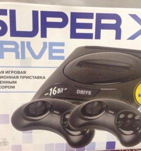 Игровая приставка Sega