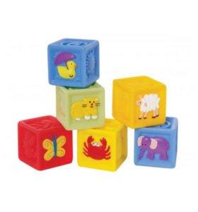 Кубики мир детства почемучка