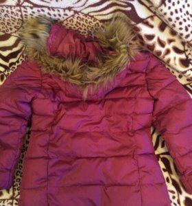 Куртка Zara 6-7 лет