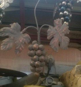 Виноград из железа