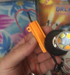 LED лампы (ходовые огни/поворотники)
