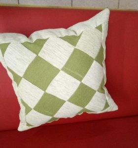 Декоративные подушечки для автомобиля и дома