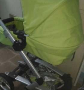 Стильная колясочка Peg-perego
