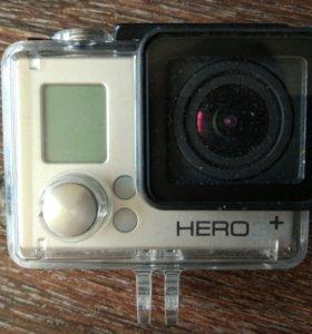 GoPro 3+ silver