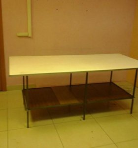 Стол закройный,размер 2000*1000 см