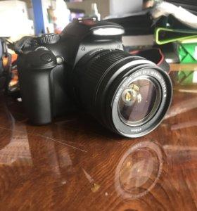 Фотоаппарат Саnon 1100 D