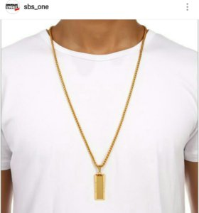 Necklace Supreme Gold