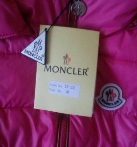 🔵 Куртка Moncler, Детская , НОВАЯ