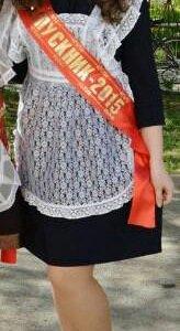 Платье на последний звонок