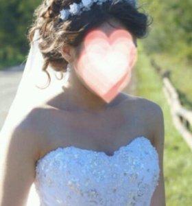 Тиара, диадема, свадебный ободок