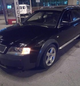 Audi A6 allroad I (C5)