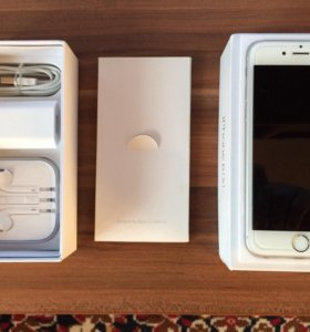 iPhone 6S Silver 64GB Оригинал