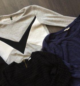 Толстовка свитшот кофта блуза 42