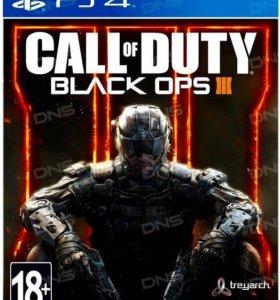 "Продам ""Call of Duty: Black Ops III"""