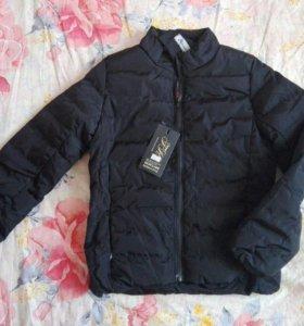 Новая курточка весна