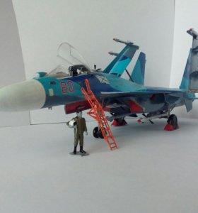 Су-33 ( ручная работа)