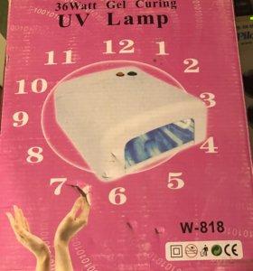 UV Лампа для shellac
