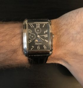 Мужские кварцевые часы Rousseau