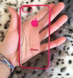 Чехол на iPhone 5s/c/SE