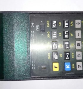 Винтажный калькулятор электроника мк-54