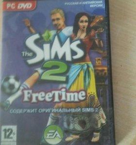 Sims2 FreeTime