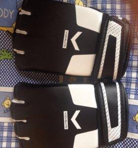 Новые снарядные перчатки