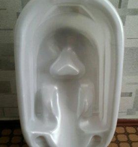 Ванночка-горка новая.