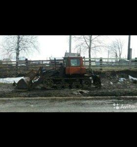Продам трактора ДТ-75 с куном, МТЗ-80, Т-150