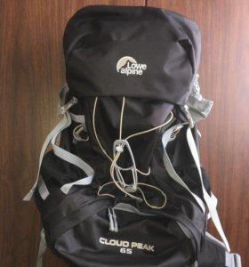 Рюкзак Lowe alpine cloudpeak65