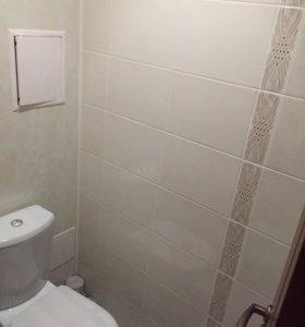 Трех-комнатная квартира