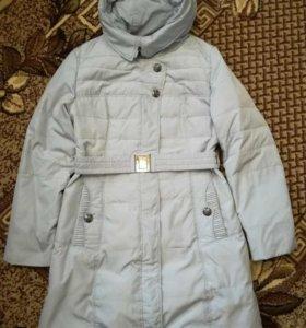 Куртка-Пальто утепленное р.48-50