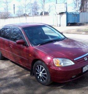 Хонда сивик 2002 г