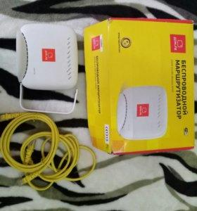Wi-fi роутер (беспроводной маршрутизатор)