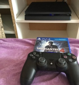 PS4 slim 500gb+ Uncharted4