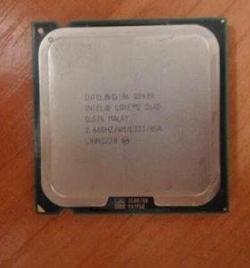Процессор четырёх ядерный