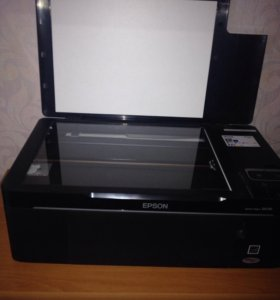 EPSON (принтер сканер)