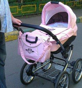 Детская коляска Bebbetto