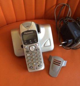Беспроводной телефон с определителем номера